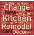 Remodeling Your Kitchen Why You Should Also Change