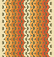 seamless chain grange pattern vector image vector image