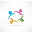 uccess people icon vector image vector image