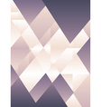 Abstract Violet Geometric Background2 vector image vector image