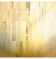 Golden wood background and light plus EPS10 vector image vector image
