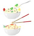 italian and asian rice