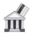 banking design vector image