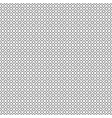 monochromatic abstract square pattern background vector image vector image