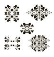 tribal elements set 2 vector image