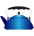 Kettle vector image vector image