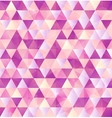 pink abstract triangle vintage background