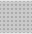 seamless ornament tile pattern vector image vector image