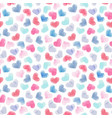 beautiful autotraced seamless pattern vector image