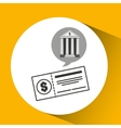 building bank economy money check