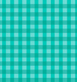 Seamless Retro Tablecloth Blue Pattern vector image vector image