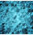 Abstract sparkling geometric background vector image vector image