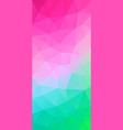 vertical triangle background for your design vector image vector image