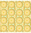 Pineapple seamless vector image