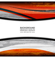 background texture template vector image vector image
