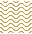 background with gold vector image vector image