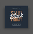 stories template for black friday sale social vector image