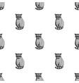 raccoonanimals single icon in monochrome style vector image vector image