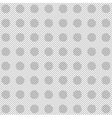 Grey diagonal stripes and circles pattern vector image vector image