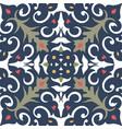 vintage tiles vector image vector image