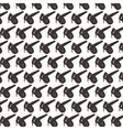 Seamless pattern background of air dryer vector image vector image