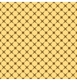 Star brown seamless pattern vector image vector image