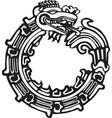 aztec maya dragon - great for tattoo art