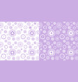 polka dots seamless pattern dotted circles vector image