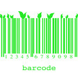 barcode image vector image vector image