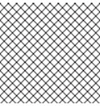 mesh white check ornament seamless pattern vector image vector image