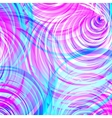 Colorful abstract vortex background vector image vector image