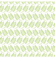 exotic leafs palms pattern background vector image