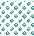 green gemstones set vector image vector image