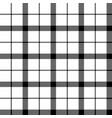 monochrome balck white check pixel seamless vector image vector image