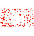 valentines heart cart love symbol isolated on vector image vector image