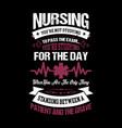 nurse t-shirts design vintageemblems nurse label vector image