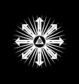 ancient magical sigil occult mystic symbol icon