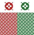 Christmas pattern swatch