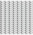 tile pattern with grey arrows on white background vector image