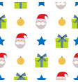 Christmas seamless pattern