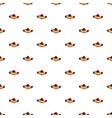 fresh pine nut pattern seamless vector image vector image