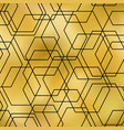 geometrical abstract seamless pattern vector image