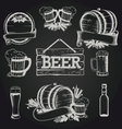 beer set 2 vector image
