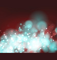 elegant abstract background with bokeh defocused vector image vector image