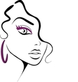 Makeup icon vector | Price: 1 Credit (USD $1)