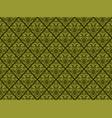 seamless vintage damask floral pattern 1 vector image