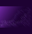 straight lines composed glowing background vector image vector image