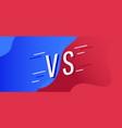 concept flat modern background battle vector image