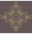 Damask Orient Pattern vector image vector image