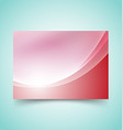 abstract waves set 2 vector image vector image